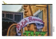 Jazz Kitchen Signage Downtown Disneyland Carry-all Pouch