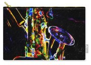 Jazz Lights Carry-all Pouch