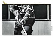 Jean Beliveau Carry-all Pouch