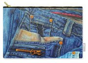 Jean Junkie Carry-all Pouch