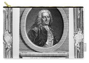 Jean Louis Petit (1674-1750) Carry-all Pouch