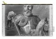Jean Parisot De La Valette (1494-1568) Carry-all Pouch