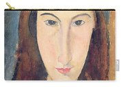 Jeanne Hebuterne Carry-all Pouch