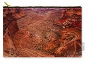 Jeep Trails Carry-all Pouch by Robert Bales
