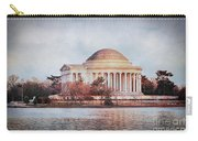 Jefferson Memorial In Dc Carry-all Pouch