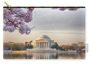 Jefferson Memorial In The Early Morning Carry-all Pouch