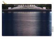 Jefferson Memorial Washington D C Carry-all Pouch by Steve Gadomski