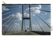 Jekyll Island Cable Bridge Carry-all Pouch