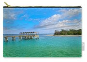 Jekyll Island Just Like Paradise Carry-all Pouch