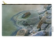 Jekyll Island Tidal Pool Carry-all Pouch