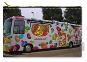 Jelly Belly On Wheels Carry-all Pouch