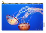 Jelly Dance - Large Jellyfish Atlantic Sea Nettle Chrysaora Quinquecirrha. Carry-all Pouch