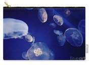 Jelly Fish Carry-all Pouch by John Malone