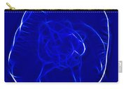 Jellyfish Fractal 2 Carry-all Pouch
