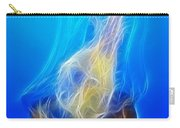 Jellyfish Fractal Carry-all Pouch