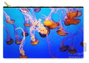 Jellyfish In Abundance Carry-all Pouch