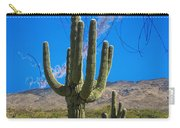 Jellyfish Rising Palm Springs Carry-all Pouch