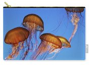 Jellyfish Swarm Carry-all Pouch