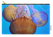 Jellyfish Trio Carry-all Pouch