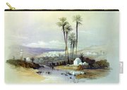 Jenin Ancient Jezreel 1839 Carry-all Pouch