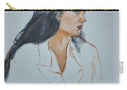 Jennifer Connelly Carry-all Pouch