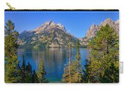 Jenny Lake Overlook Carry-all Pouch