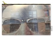 Jeremy In Shades Carry-all Pouch
