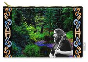 Jerry At Psychedelic Creek Carry-all Pouch