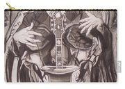Jerry Garcia . . Magic Is What We Do - Music Is How We Do It Carry-all Pouch