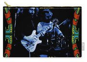 J G And B K At Winterland In 1977 Carry-all Pouch