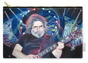Jerry Garcia And Lights Carry-all Pouch