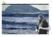 Jerry Garcia At Mt Tamalpaisland 2 Carry-all Pouch