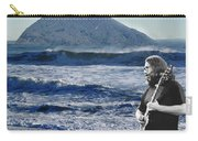 Jerry Garcia At Mt Tamalpaisland 3 Carry-all Pouch