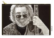 Jerry Garcia String Beard Guitar Carry-all Pouch