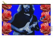 Jerry In Blue With Rose Frame Carry-all Pouch