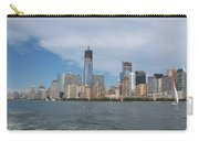 Jersey City And Hudson River Carry-all Pouch