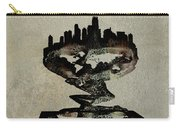 Jersey City Skyline Carry-all Pouch