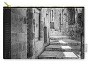 Jerusalem Street Carry-all Pouch