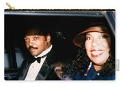 Jesse Jackson-roberta Flack 1989 Carry-all Pouch