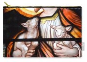 Jesus And Lambs Carry-all Pouch
