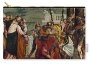 Jesus And The Centurion Carry-all Pouch
