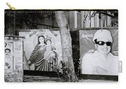 Jesus And The Gangster Carry-all Pouch