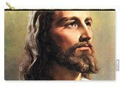 Jesus Christ Carry-all Pouch by Munir Alawi