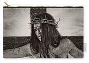 Jesus Christ Portrait Carry-all Pouch