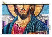 Jesus Christ The Pantocrator I Carry-all Pouch