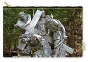 Jesus Falls The First Time Carry-all Pouch