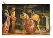 Jesus Healing The Servant Of A Centurion Carry-all Pouch