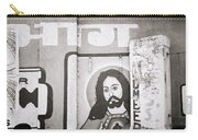 Jesus In Mumbai Carry-all Pouch