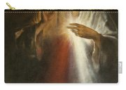 Jesus Of Divine Mercy Carry-all Pouch