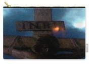 Jesus On The Cross Fresco  Carry-all Pouch